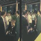 Mersin'de ülkücüler Meral Akşener grubunun kaldığı oteli bastı