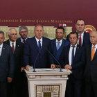 CHP'den, TBMM Başkanı İsmail Kahraman hakkında suç duyurusu