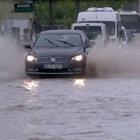 Edirne'de şiddetli yağmur