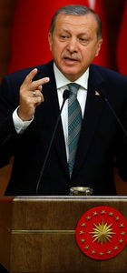 Cumhurbaşkanı Erdoğan: DAİŞ saldırılarına devam ederse...