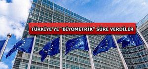 AB, Türkiye'ye vizelerin kaldırılmasını tavsiye etti