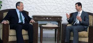 Rusya Dışişleri Bakanı'ndan Suriye açıklaması