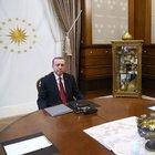 Ahmet Davutoğlu ile Erdoğan arasındaki görüşme sona erdi!