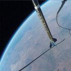 Roket üzerinde uzaya yolculuk