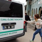 Karabük'te kalp krizi geçirerek ölen Mersiye Ebru Çorbacıoğlu toprağa verildi