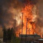 Kanada'daki büyük yangın kontrol altına alınamıyor