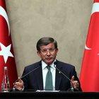 Davutoğlu açıkladı! AK Parti'de kongre tarihi 22 Mayıs!