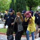 Isparta´da terör operasyonu: 5 tutuklama