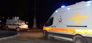 Diyarbakır'da silahlı kavga: 2'isi ağır 5 yaralı