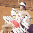 Ceyda Ateş tenise merak sardı