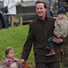 David Cameron'dan çocuklarına teknoloji yasağı