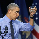 Obama kurşunlu su için güvence verdi