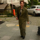 Sertab Erener, soruları yanıtsız bıraktı