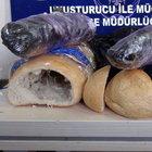 Edirne'de ekmek arası uyuşturucu sevkıyatı