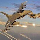 Kuzey Irak'taki PKK hedeflerine hava harekatı