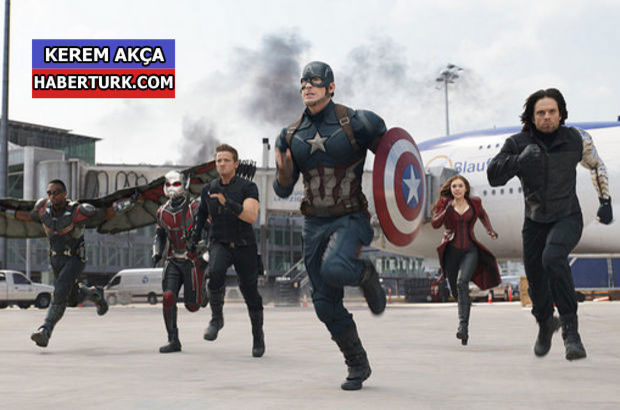 Kaptan Amerika mı, Demir Adam mı?