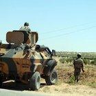 Gaziantep'ten Suriye'ye geçmek isteyen 3 DAEŞ'li öldü, 11'i yaralandı