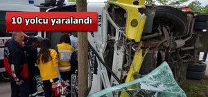 Kocaeli'de direksiyon başında kalp krizi geçiren şoför öldü
