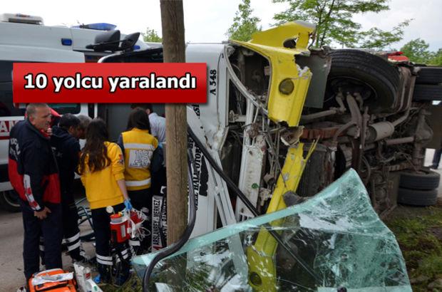 Otobüs şoförü dayak yemesine içerledi, kalp krizi geçirip öldü!