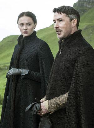 Sophie Turner: 'Sansa için yavaş ve uzun bir ölüm isterdim'