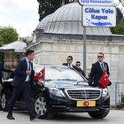 Erdoğan: Sayın Davutoğlu'na teşekkür ediyorum, bu bir bayrak yarışıdır