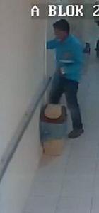 Huzurevinde hırsızlık iddiası