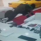 Bakırköy'deki galeri saldırısının görüntüleri ortaya çıktı