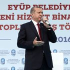 Erdoğan: Biz yolumuza gidiyoruz, sen de yoluna git
