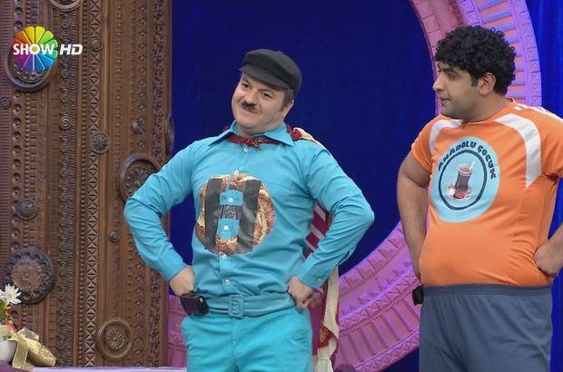 """Güldür Güldür Show'da """"Halkmen"""" rüzgarı!"""