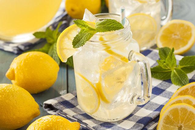 Her sabah limonlu su içmek için 9 sebep!