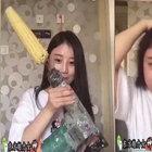 Sıra dışı mısır yemek isteyen Çinli kadının hazin sonu!