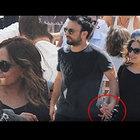 Tarkan'la eşi Pınar Dilek balayında
