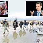 Esad cephesinde Halep çatlağı