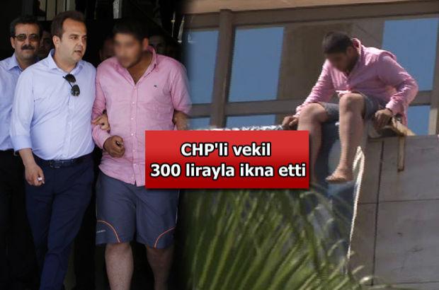 Antalya'da korku dolu anlar yaşattı!