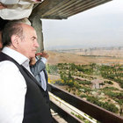 Topbaş'tan İran'a ziyaret