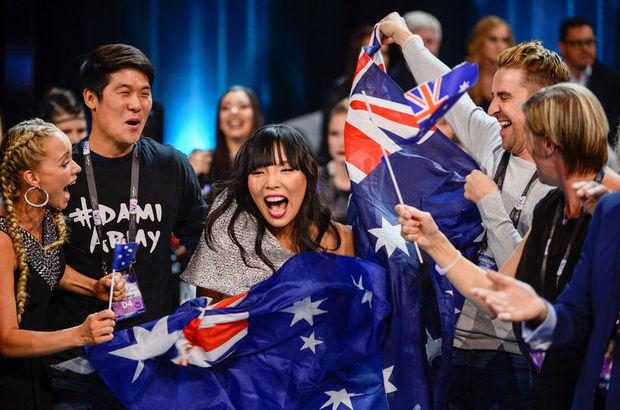 Eurovision'da 10 finalist daha belli oldu