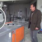 Kastamonu'da işçilerin durumuna üzüldü, makine icat etti
