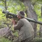 İddia edilen görüntüde Rus yapımı SA-18 var