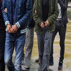 Suriye'den Türkiye'ye geçmek isterken yakalandılar