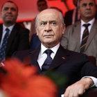 MHP lideri Devlet Bahçeli'den kurultay açıklaması