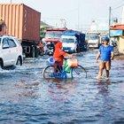 Endonezya'da sel ve toprak kayması