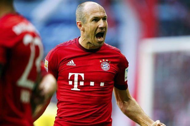 Beşiktaş'ta Arjen Robben harekatı!