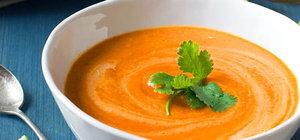 Fındıklı ve körili havuç çorbası nasıl yapılır?