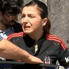 Beyoğlu'nda kadın sürücü motorlu kuryeye çarptı