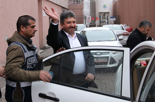 Hacı Boydak tahliye edildi