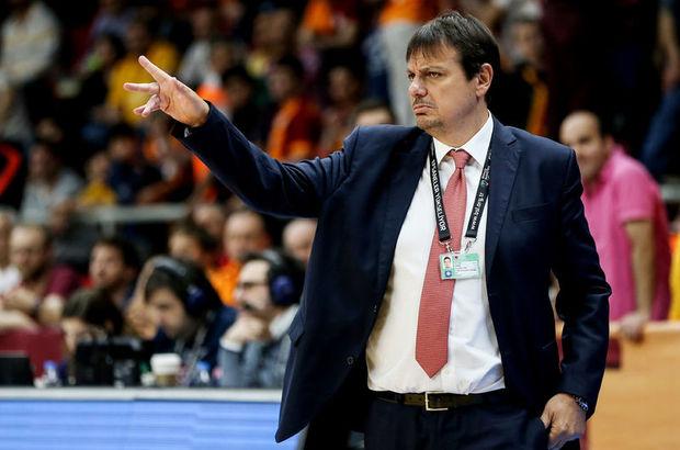 Ergin Ataman'dan Milli Takım antrenörlük açıklaması
