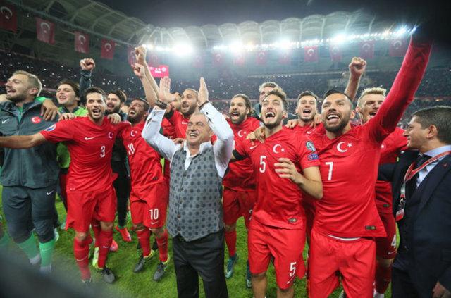 A Milli Takım'ın EURO 2016 kadrosu açıklandı   Türkiye EURO 2016 kadrosu