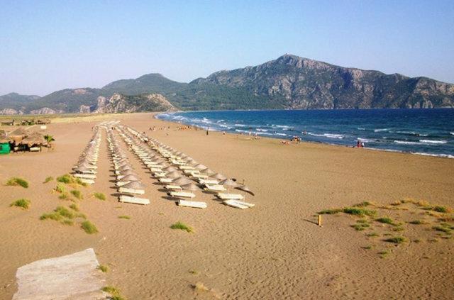 Türkiye'nin en iyi plajları!