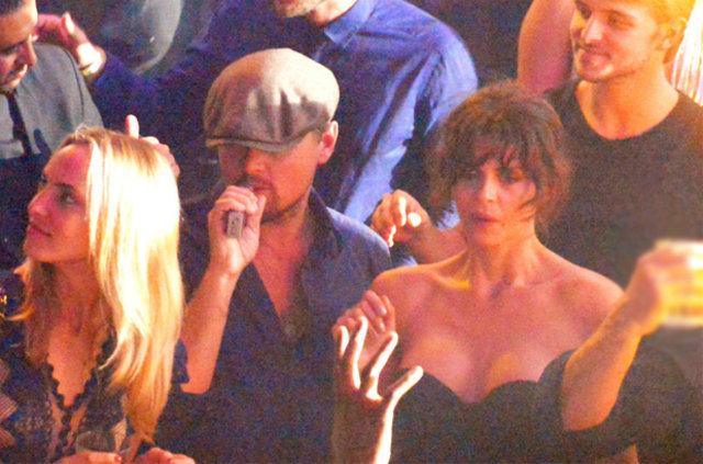 Leonardo DiCaprio'nun Cannes çapkınlığı