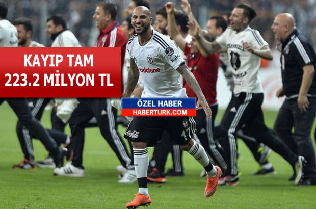 Beşiktaş hisseleri şampiyonlukla çakıldı